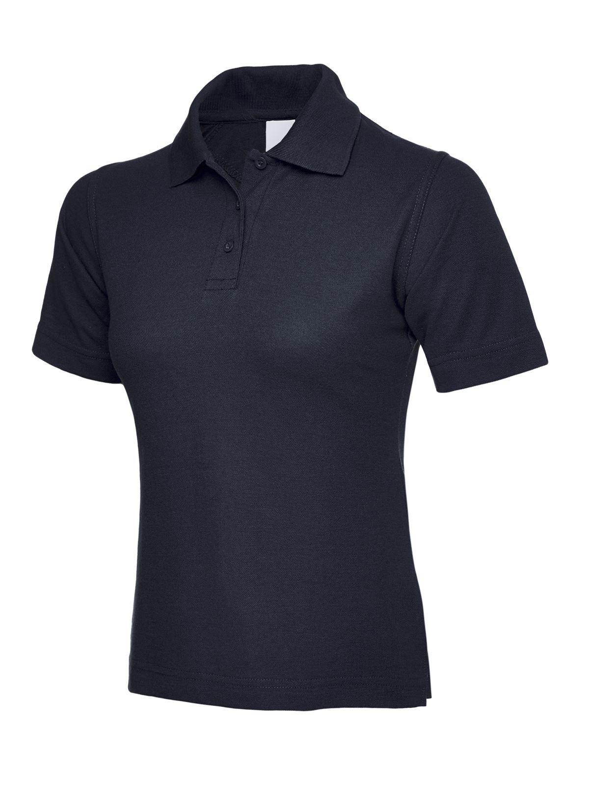 ladies classic poloshirt plain short sleeve top summer t shirt polo shirt lot ebay. Black Bedroom Furniture Sets. Home Design Ideas
