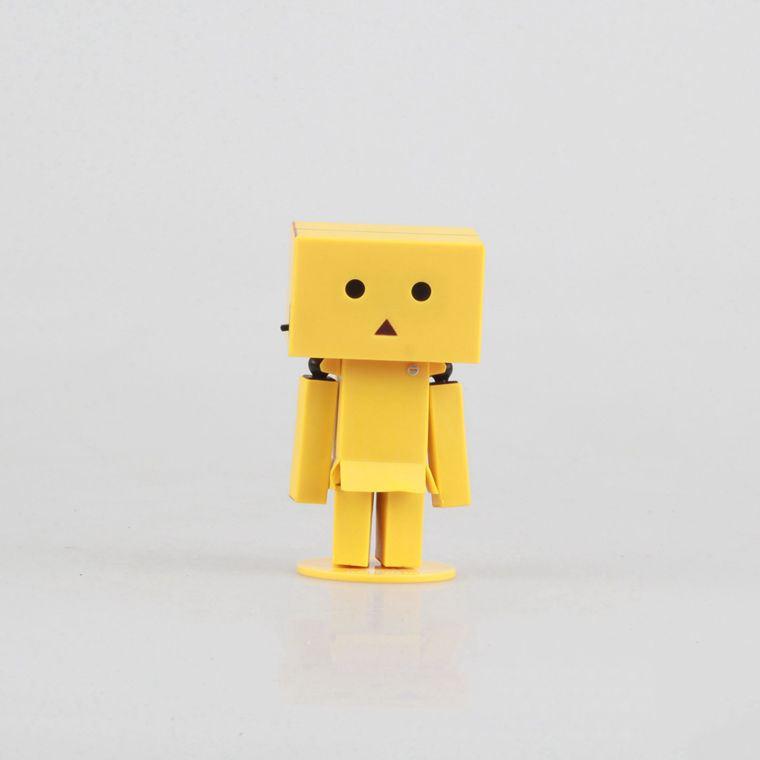 UK-Seller-Yotsuba-amp-Danboard-Danbo-Mini-8cm-Action-Figure