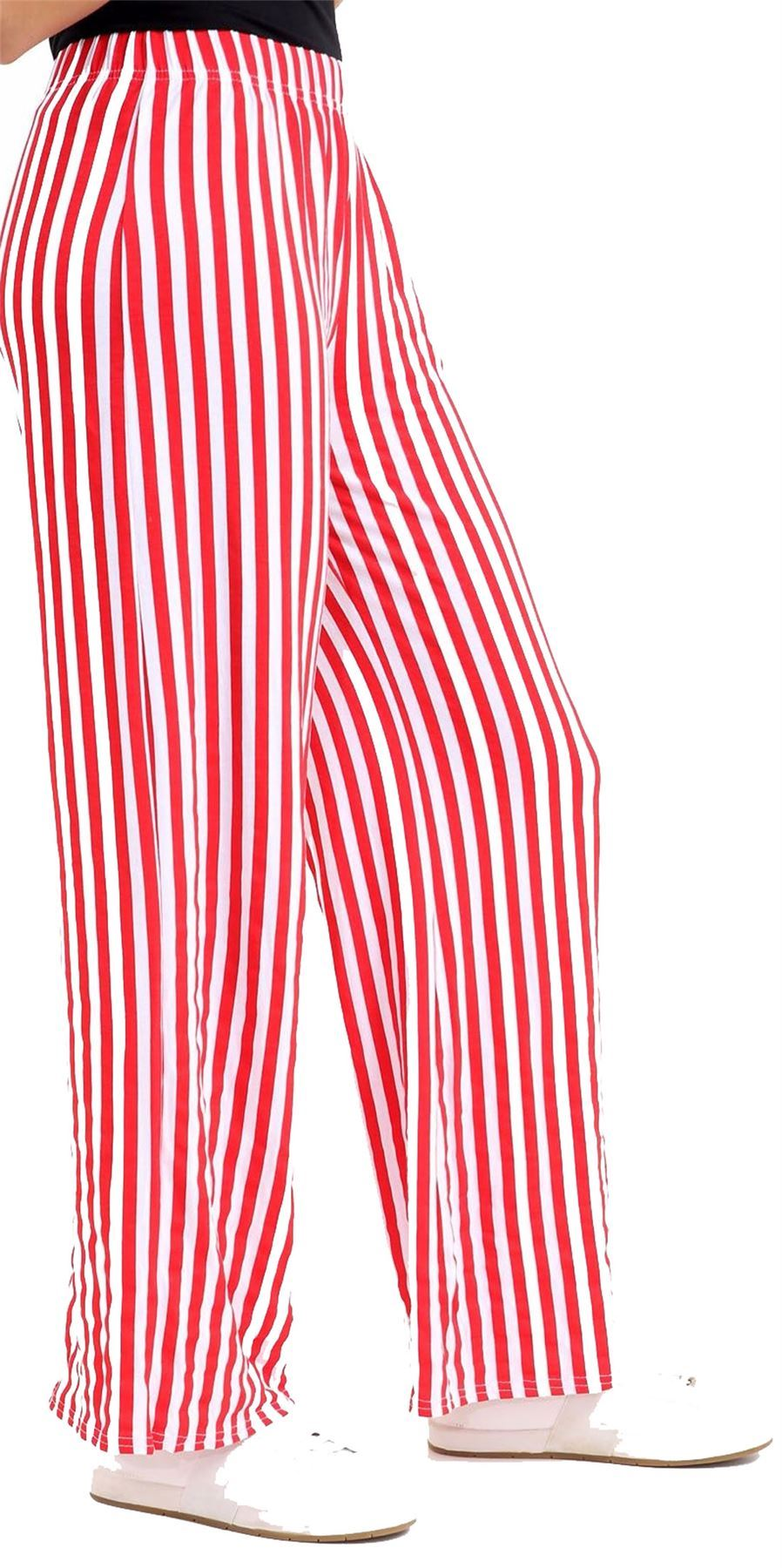 New-Ladies-Floral-Printed-Wide-Leg-Flared-Parallel-Baggy-Trousers-Pants-Palazzo thumbnail 45