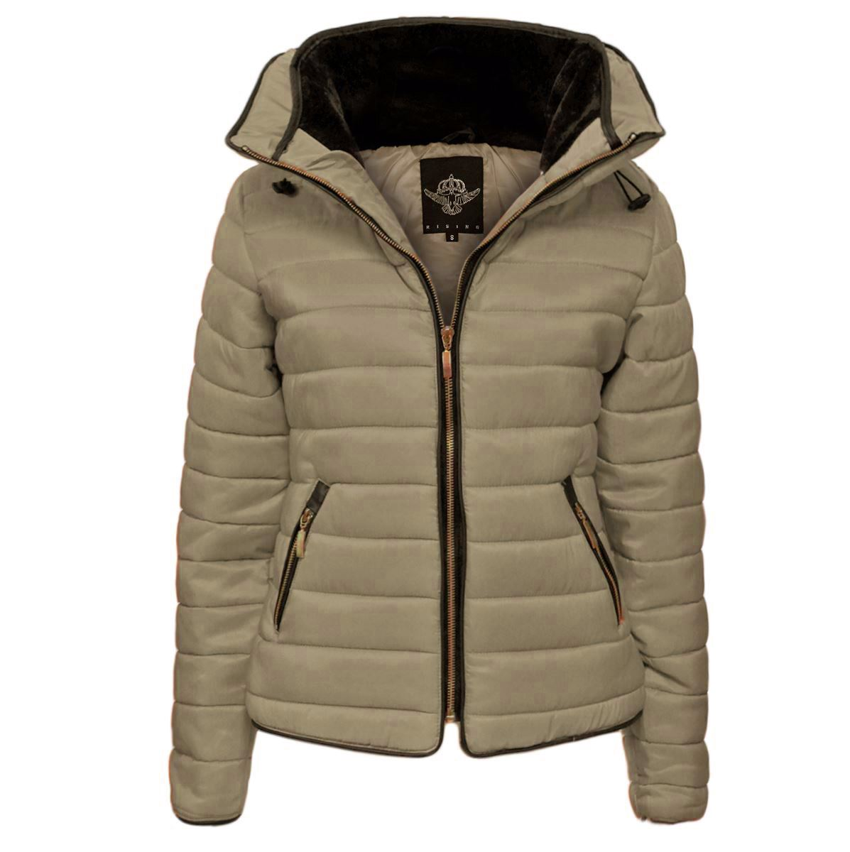 Puffer coat for women