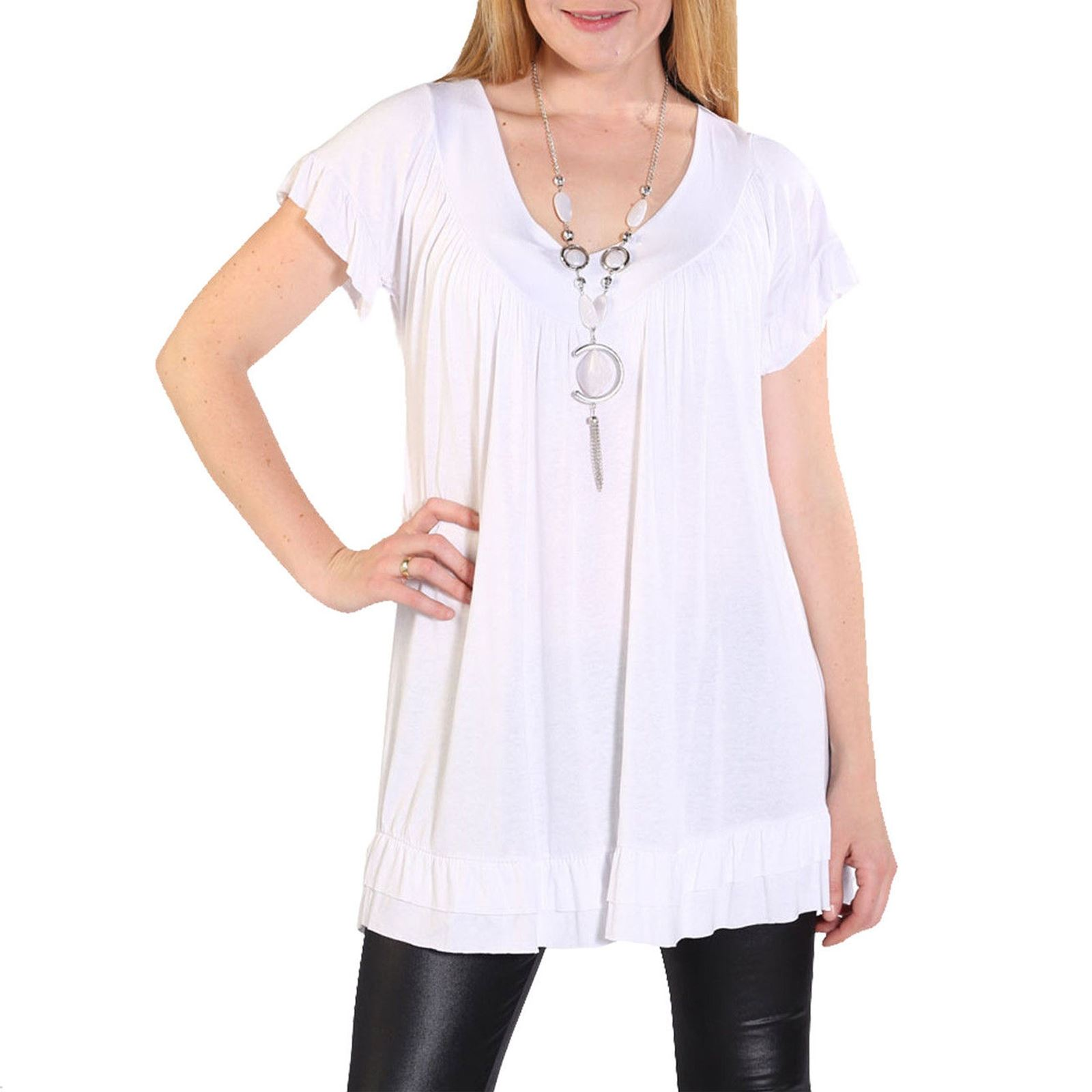 necklace womens evelin knitted top batwing tops