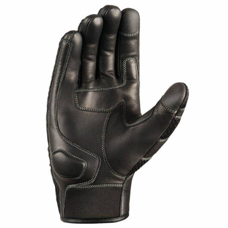 Nitro-NG-70-Women-Leather-amp-Textile-Motorcycle-Gloves-Black-Racing-Armoured thumbnail 10