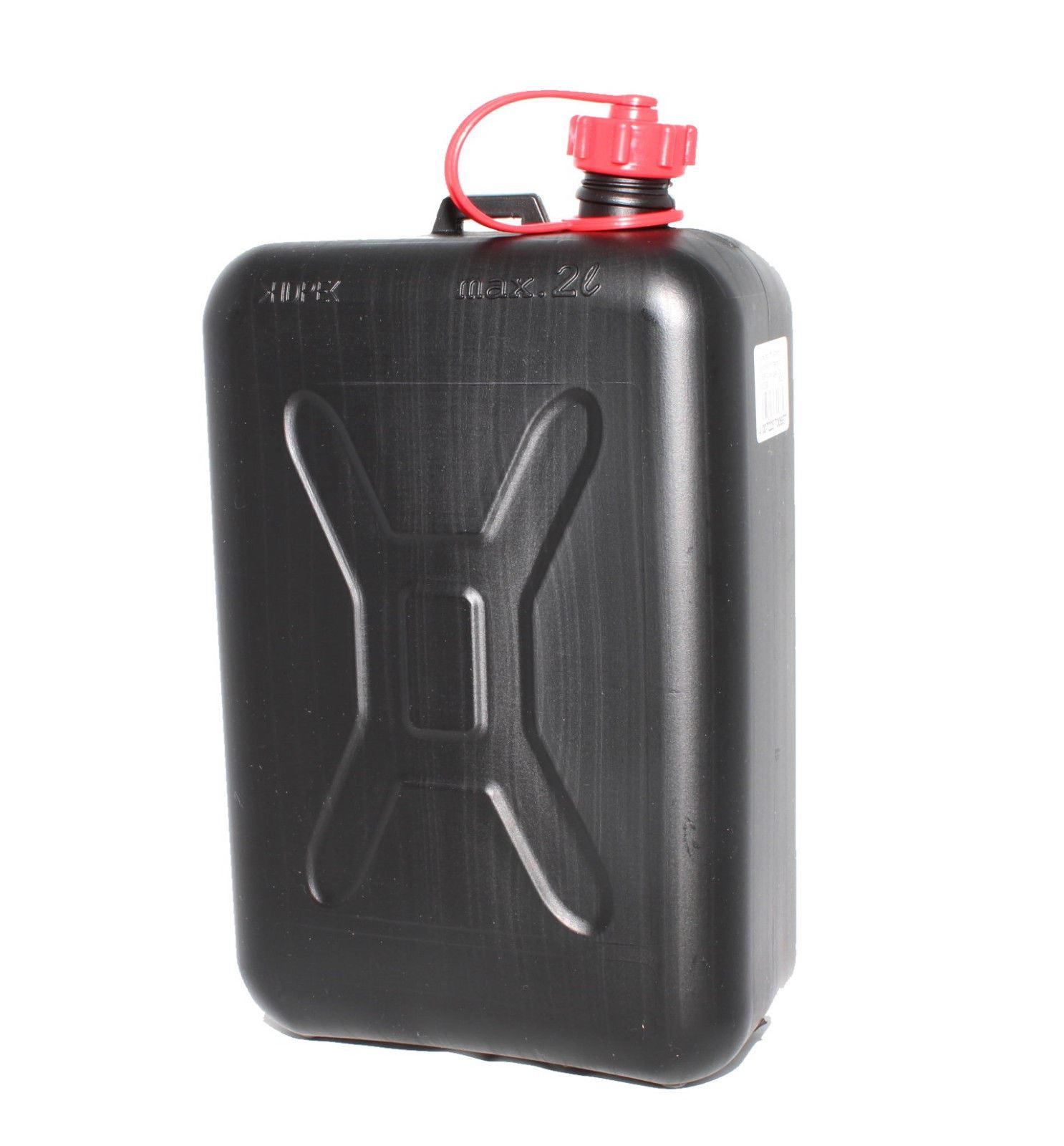 motocross pit bike r serve plastique r servoir carburant bouteille 2ltr avec ebay. Black Bedroom Furniture Sets. Home Design Ideas