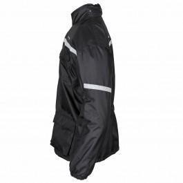 Spada-Eau-Veste-Moto-Textile-Impermeable-Noir-Haute-Visibilite-Hiver miniature 10