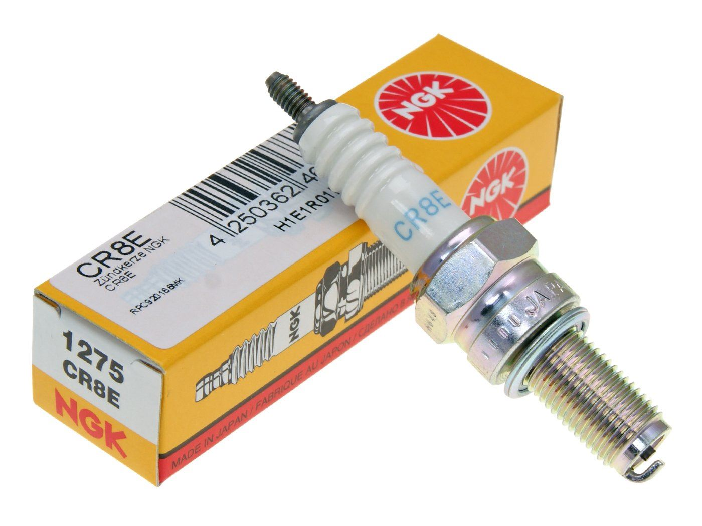 Special Type Spark Plug For 2016 Indian Chieftain~NGK Spark Plugs 4339