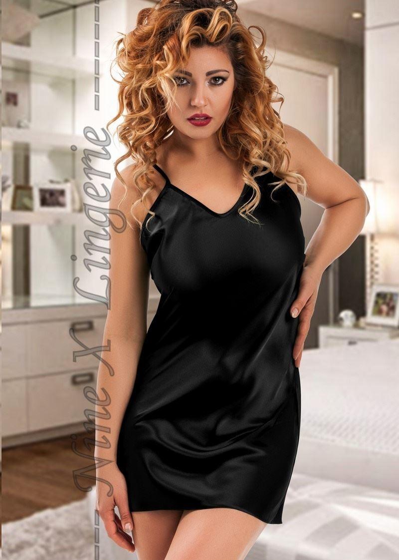 849129bbc8 Nine X Ladies Satin Plus Size Lingerie 8-24uk Lingerie Babydoll Night Dress