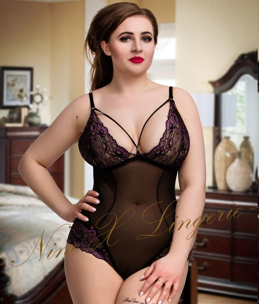 Longeray sexy plus size