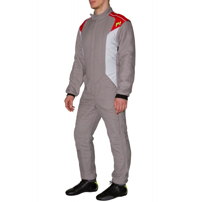 Indexbild 9 - P1-Racewear-Smart-X3-2-Layer-Race-Rally-Suit-Nomex-FIA-Approved