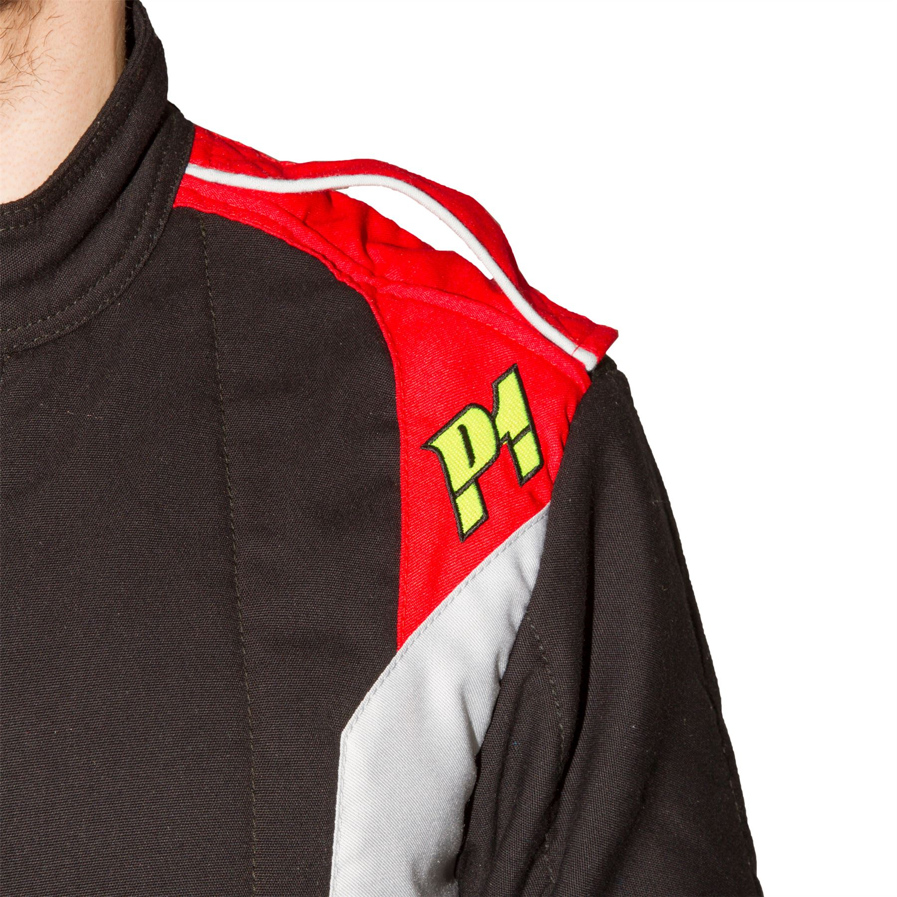 Indexbild 5 - P1-Racewear-Smart-X3-2-Layer-Race-Rally-Suit-Nomex-FIA-Approved