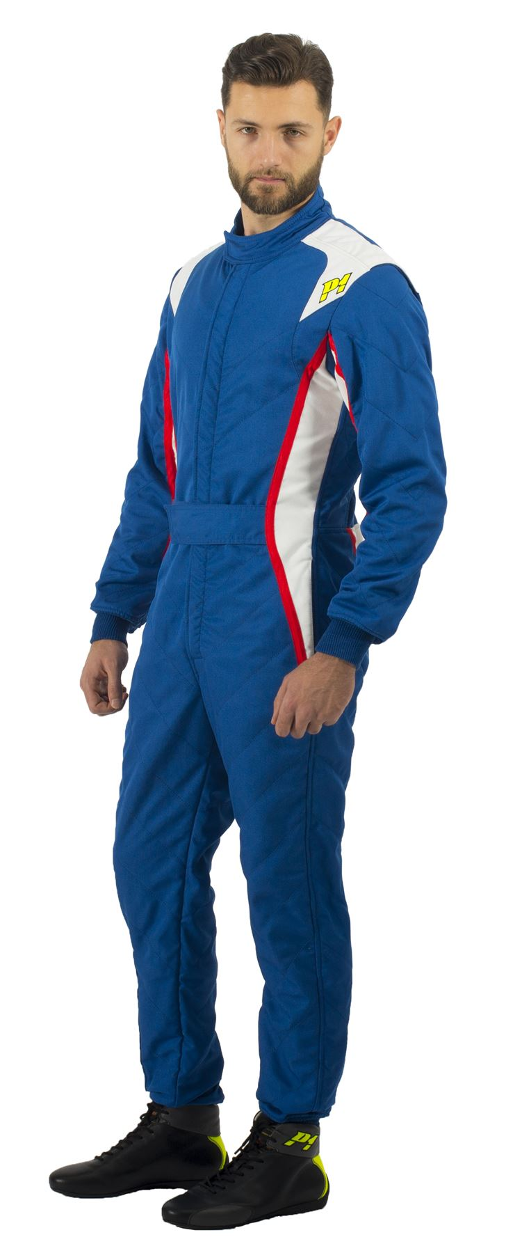Indexbild 9 - P1-Racewear-Turbo-16-Professional-2-Layer-Race-Suit-FIA-Approved-For-Race-Rally
