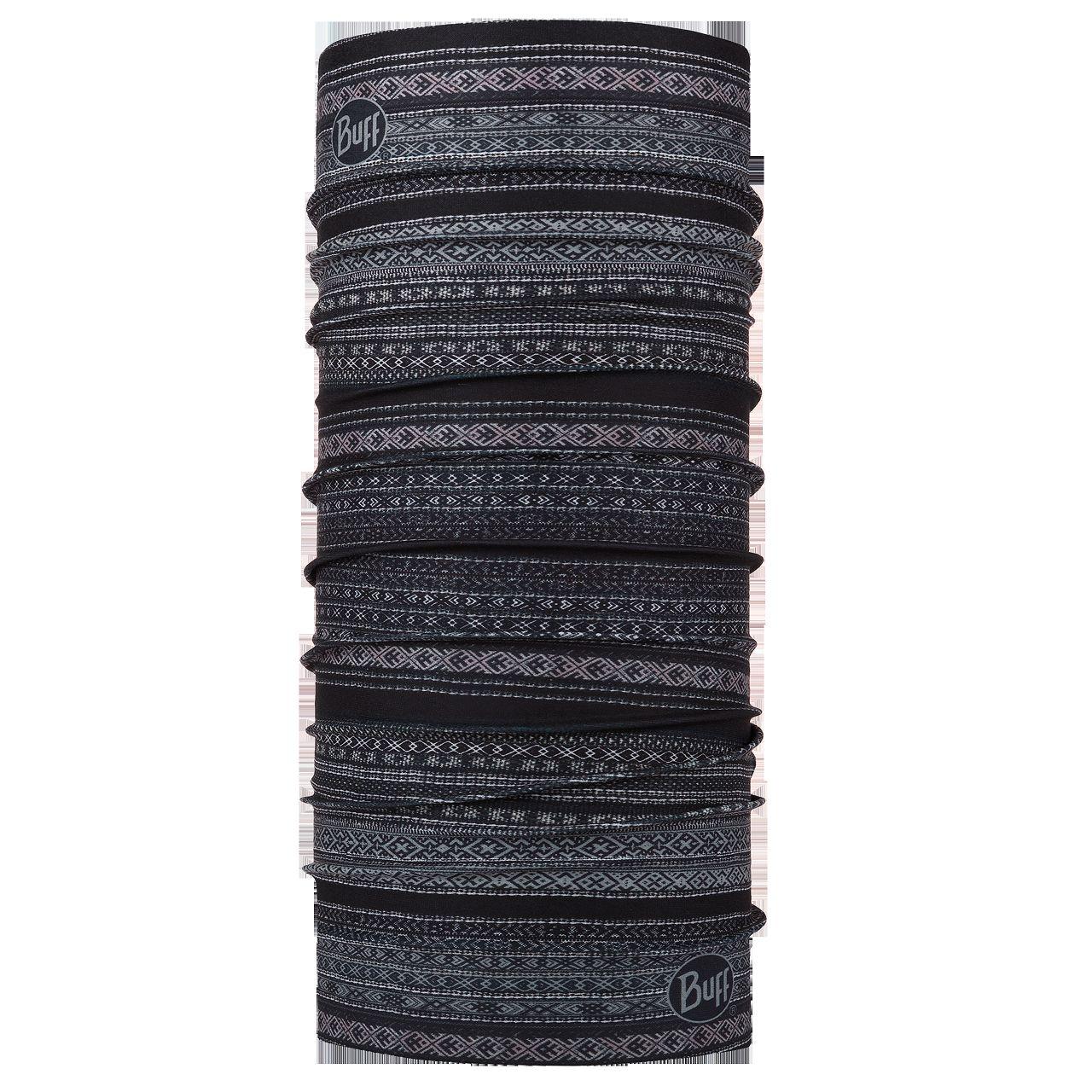 Original Buff Multifunctional Headwear Neck Tube Afgan Black