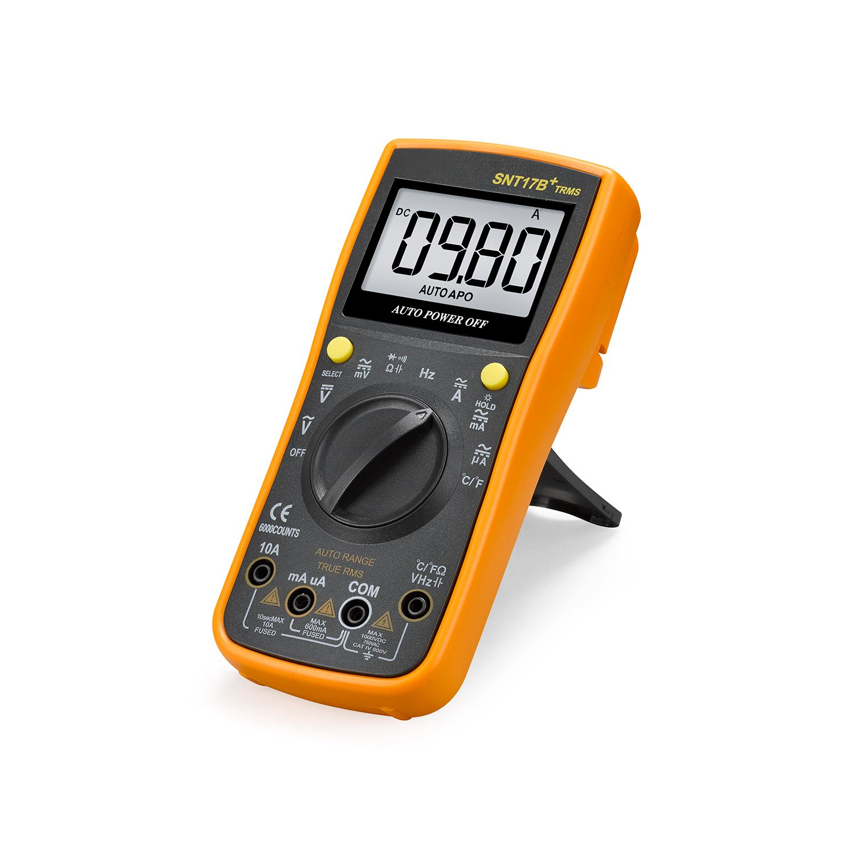 Details About Digital Lcd Multimeter Voltmeter Ammeter Ac Dc Circuit Voltage Tester Amp Ohm Checker