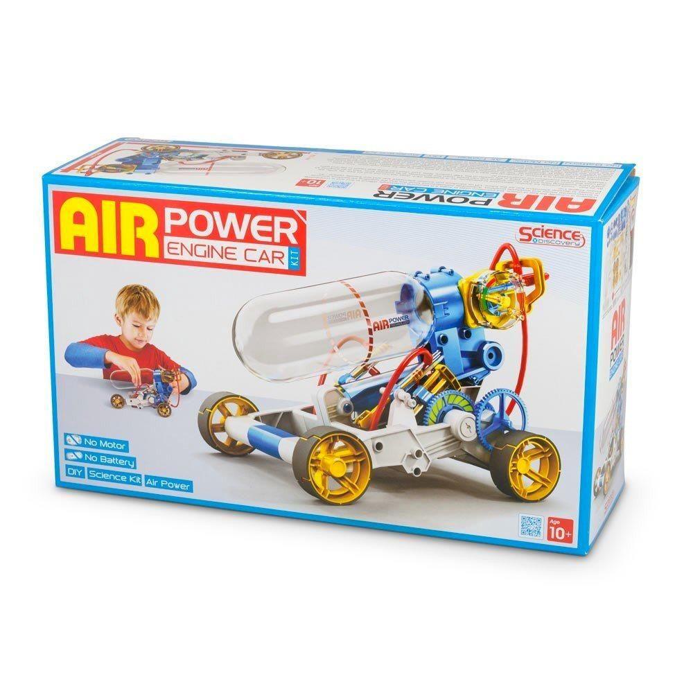 Air Powered Car Kit DIY Model Build It Yourself Eco ...