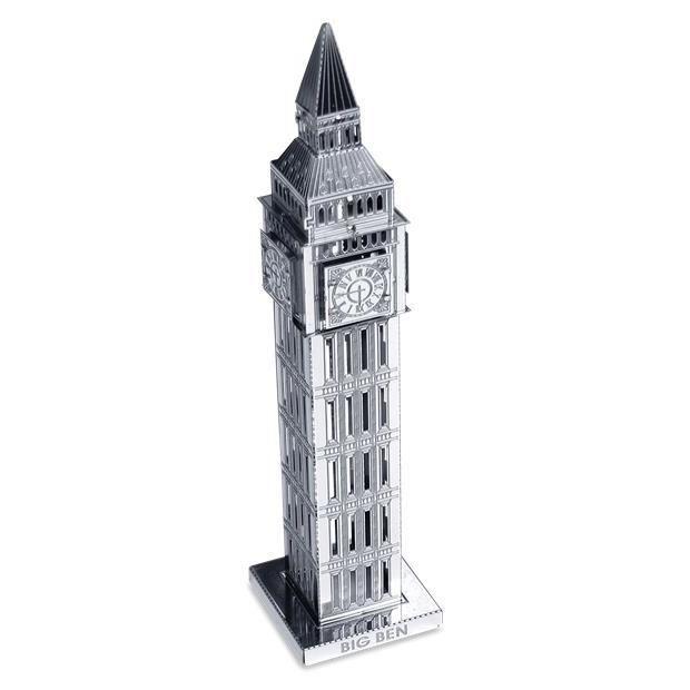 Metal-Earth-3D-Models-Laser-Cut-DIY-Steel-Miniatures-15-Designs-NEW miniatuur 5