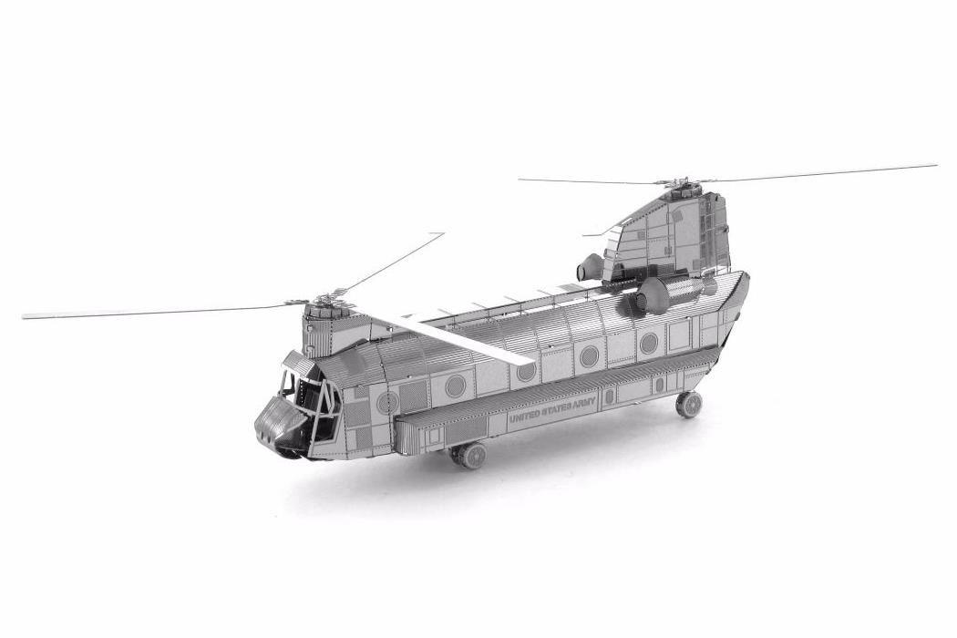 Metal-Earth-3D-Models-Laser-Cut-DIY-Steel-Miniatures-15-Designs-NEW miniatuur 6