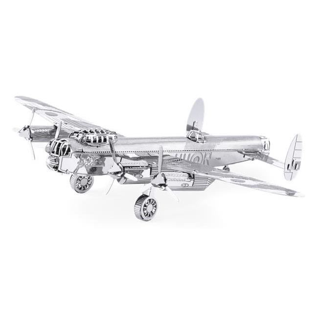 Metal-Earth-3D-Models-Laser-Cut-DIY-Steel-Miniatures-15-Designs-NEW miniatuur 8