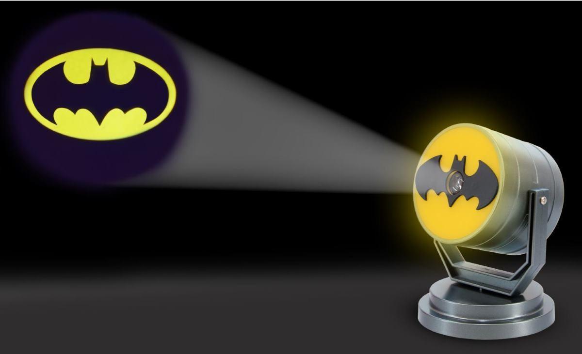 Lampada Lego Batman : Batman pipistrello segnale proiettore spina giallo luce lampada dc