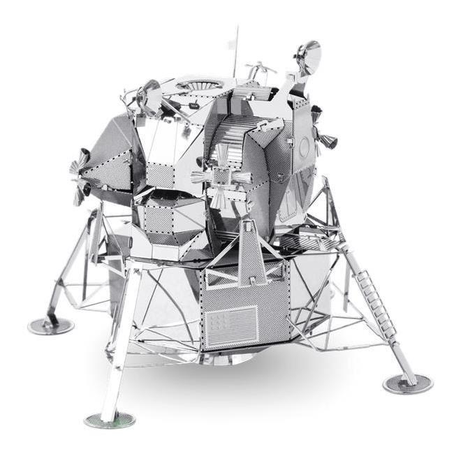 Metal-Earth-3D-Models-Laser-Cut-DIY-Steel-Miniatures-15-Designs-NEW miniatuur 4