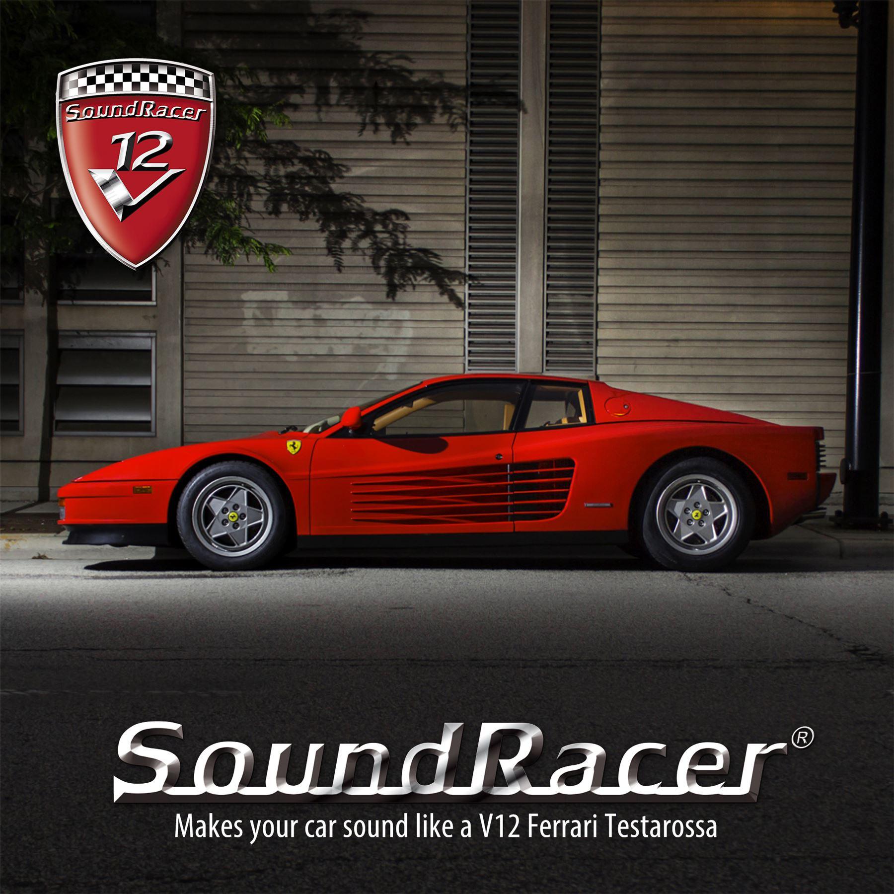sound racer v8 v10 v12 in car engine sound effect fm. Black Bedroom Furniture Sets. Home Design Ideas