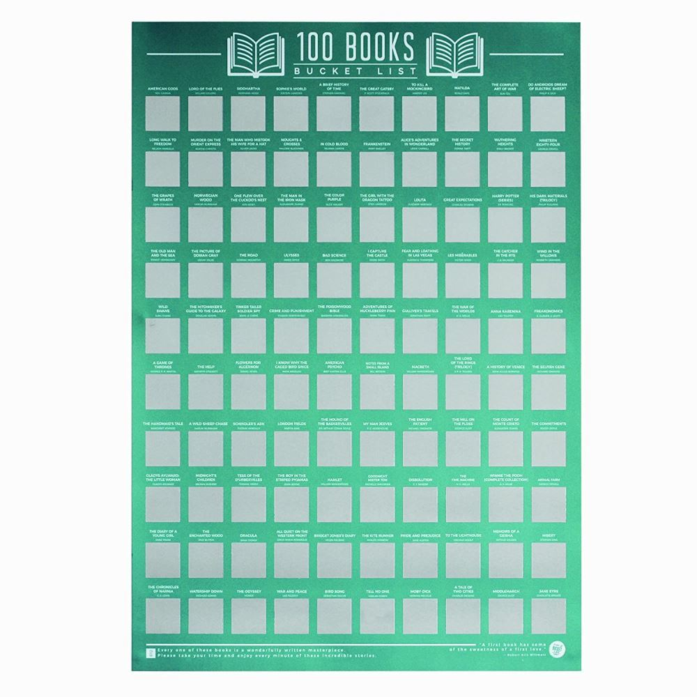 100-Scratch-Off-Bucket-List-Poster-Movie-Book-Album-Places-UK-Made-Gift