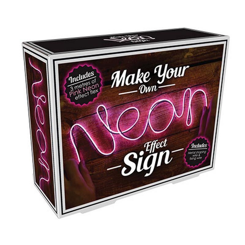 Haga-su-propio-kit-de-efecto-de-luz-cadena-de-luces-de-neon-Diseno-Personalizado-Juguetes-Creativos