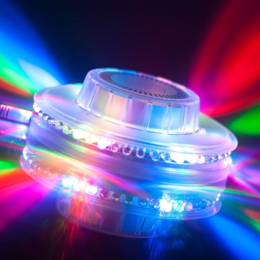 Disco 360 Ice Light Show Music and Sound Responsive ...