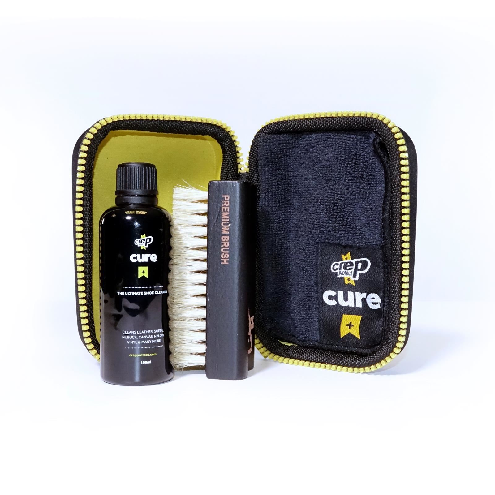 8c6568ab705 Click on the Image to Enlarge. Crep Protect CURE The Ultimate Shoe Cleaning  Kit Travel ...
