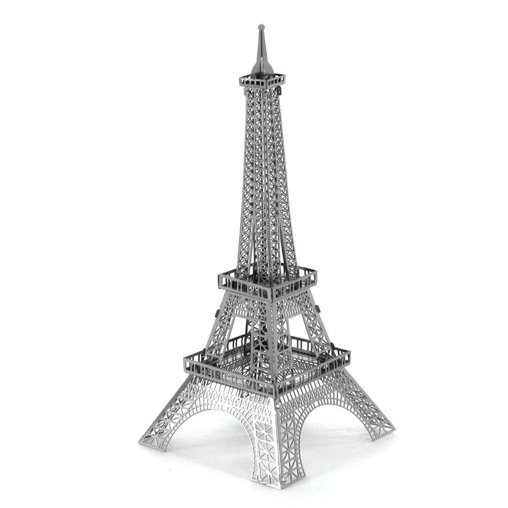 Metal-Earth-3D-Models-Laser-Cut-DIY-Steel-Miniatures-15-Designs-NEW miniatuur 13