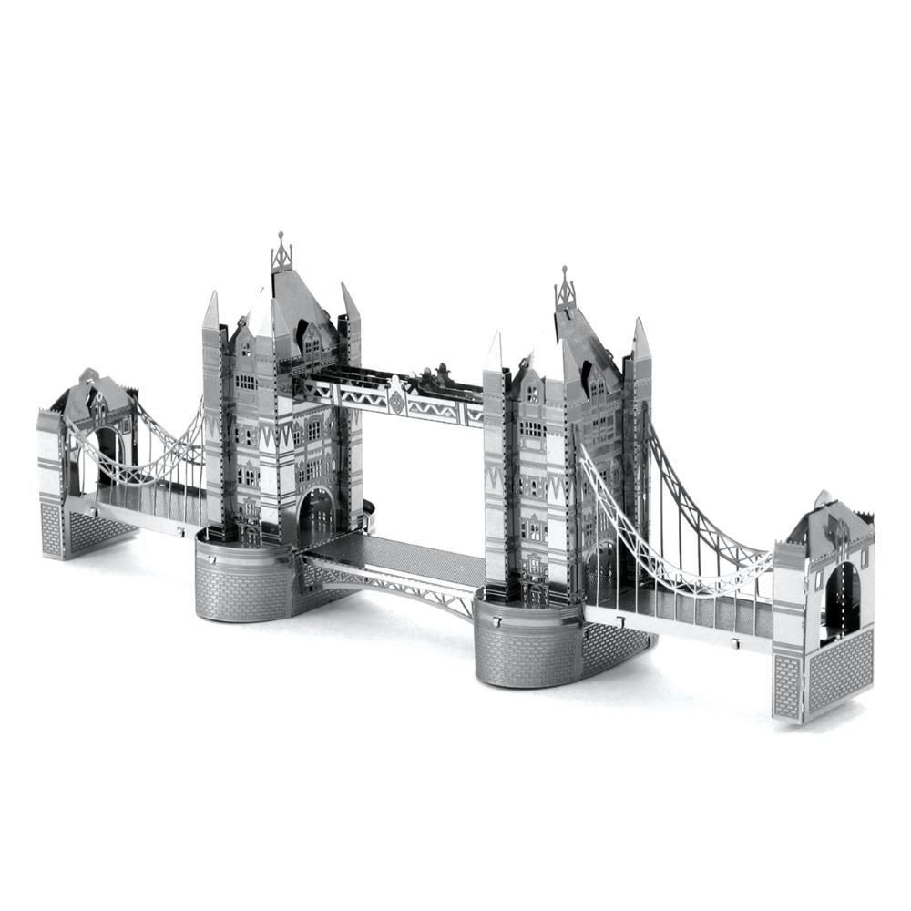 Metal-Earth-3D-Models-Laser-Cut-DIY-Steel-Miniatures-15-Designs-NEW miniatuur 16