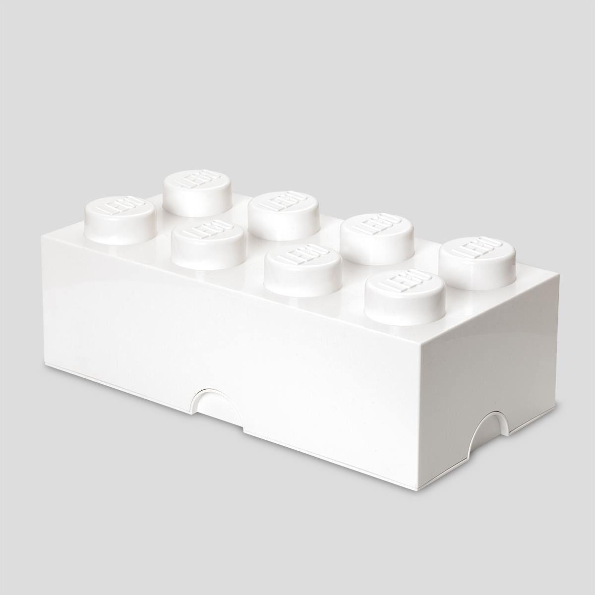Lego-Geant-stockage-Brique-8-blocs-de-construction-cadeau-enfants-Grande-boite