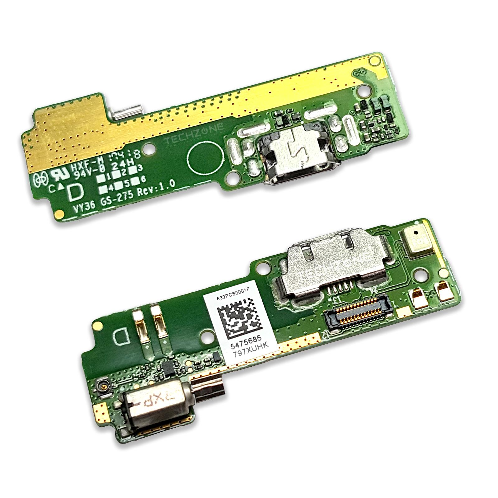 Details about Micro USB Charging Port Mic Vibrator Board for Sony Xperia XA F3111 F3112 F3113