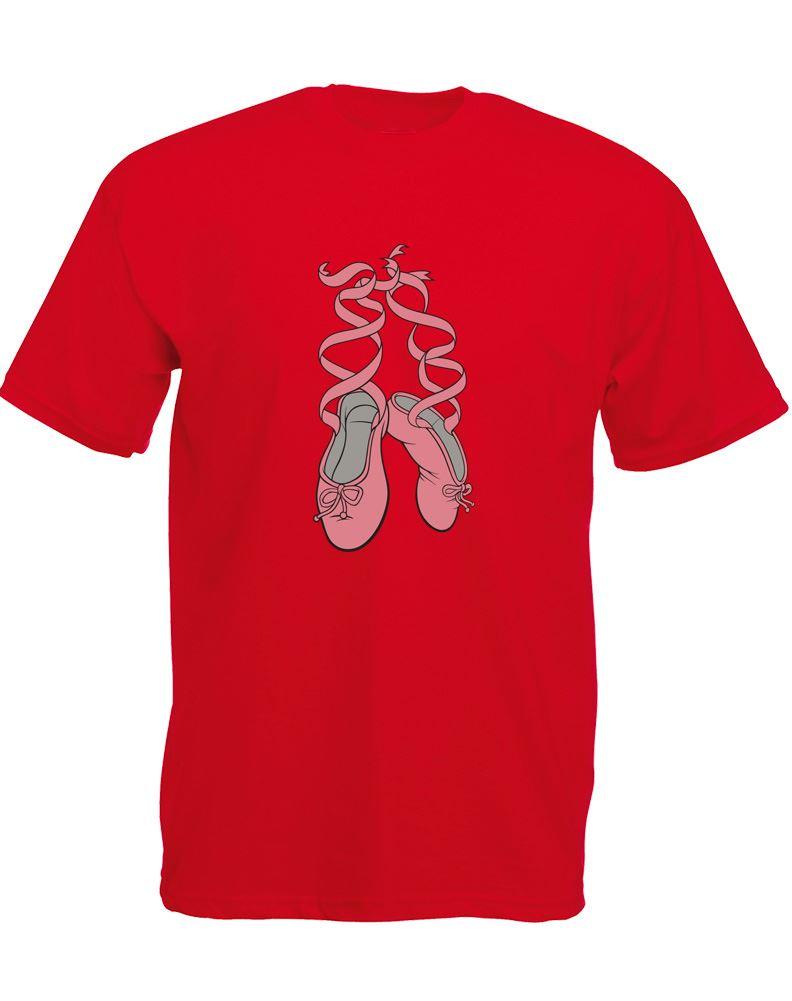 Zapatos de ballet, Para Hombre Printed T-Shirt
