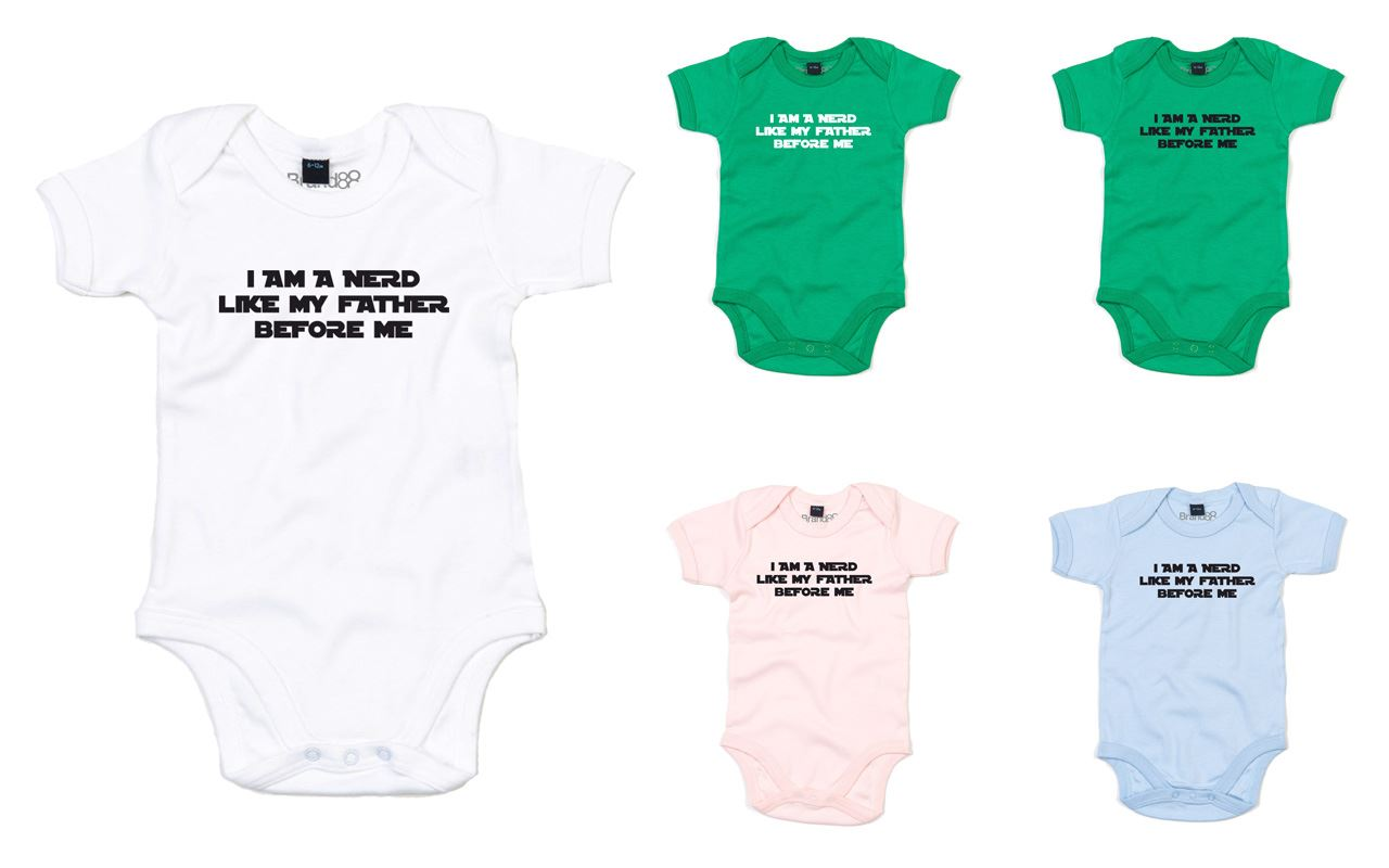 Printed Baby Grow I Just Like Smiling Smiling/'s My Favorite Brand88