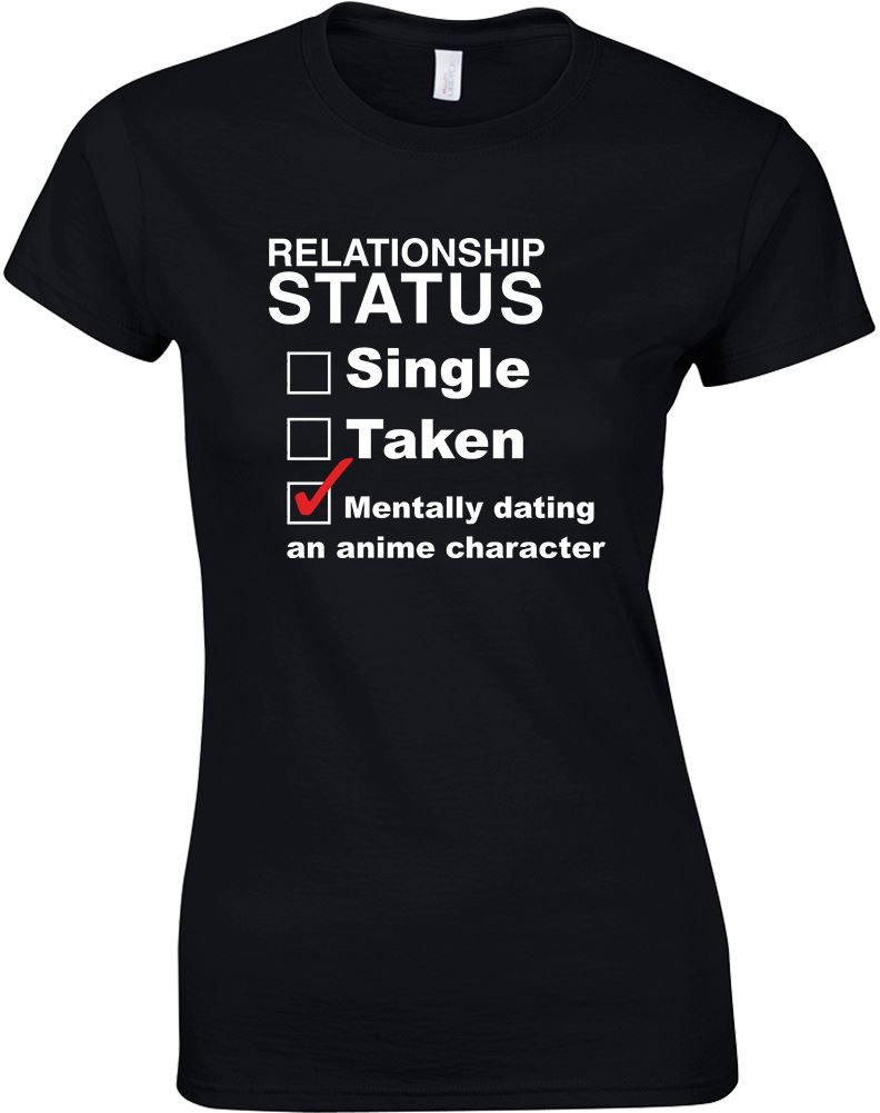 Dating Single Taken Anime Character An Mentally