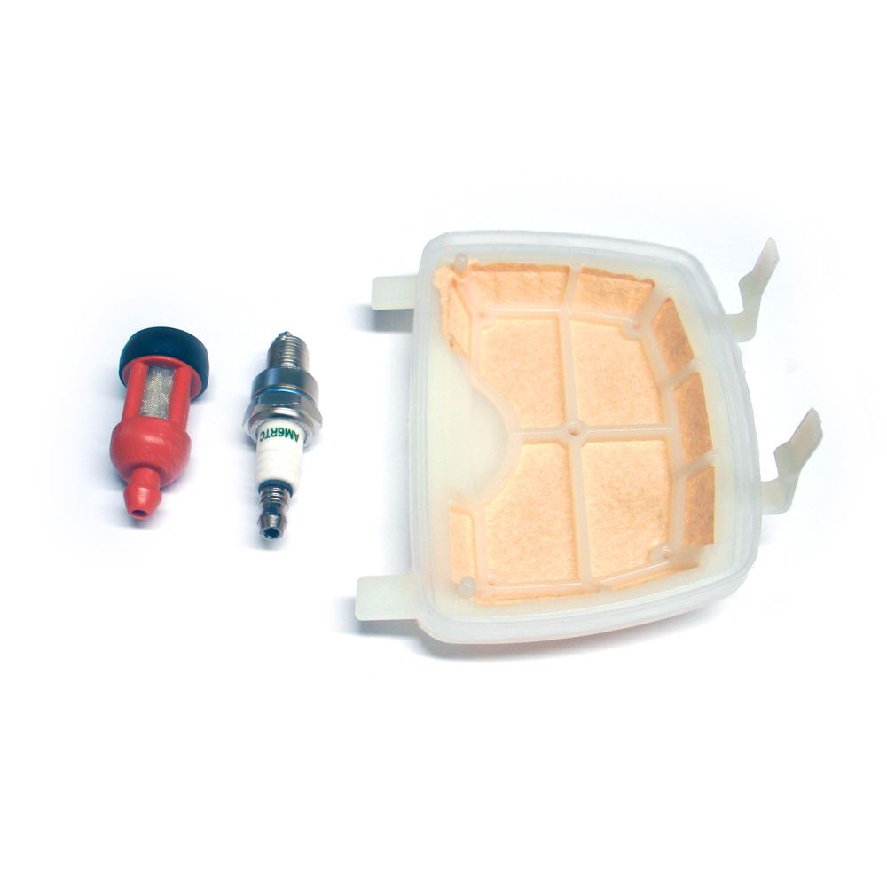 Air /& Fuel Filter Spark Plug Service Kit Fits Stihl MS171 MS181 MS211 Chainsaw