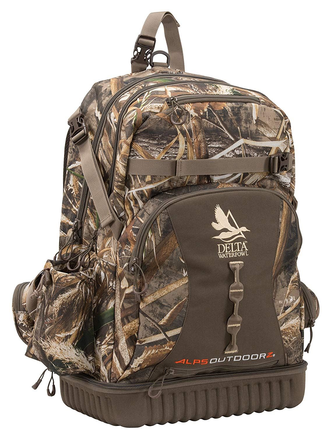 c76e4cfca0 New ALPS OutdoorZ Waterfowl Backpack Blind Bag 9200119 703438921199 ...