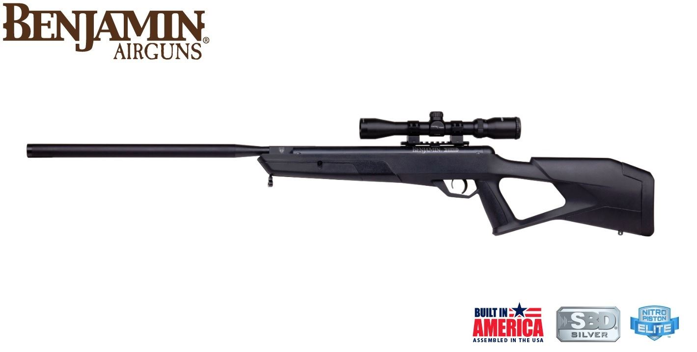 Details about New Crosman Benjamin Trail Nitro Piston Elite  22 Caliber Air  Rifle BTN292SX
