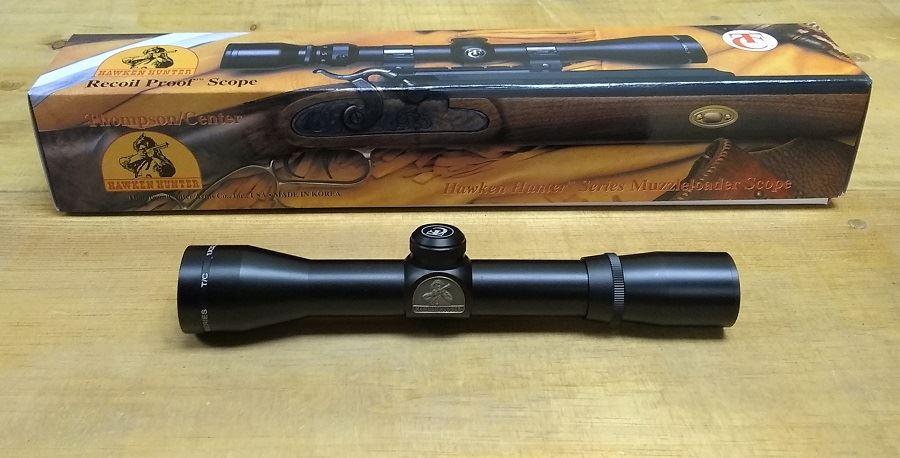 Details about New Thompson Center Hawken Hunter 1x32mm Muzzleloader Scope  8658