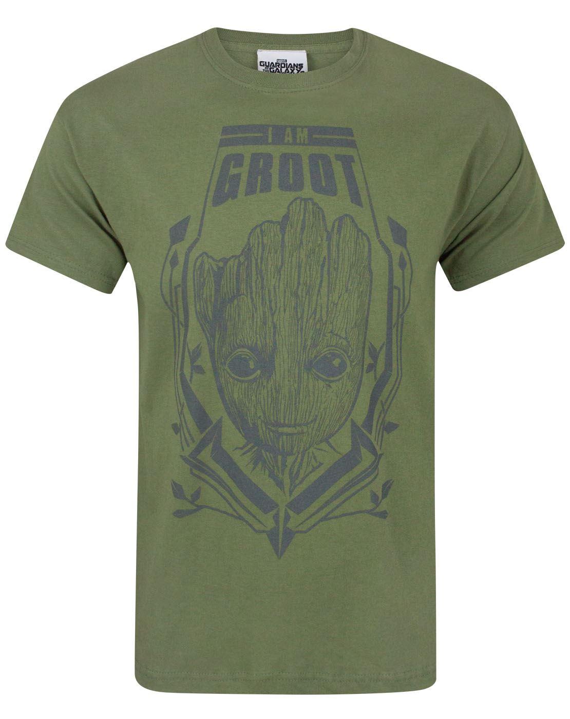 9ec2a9567781 Guardians of the Galaxy Vol 2 I Am Groot Men s T-Shirt