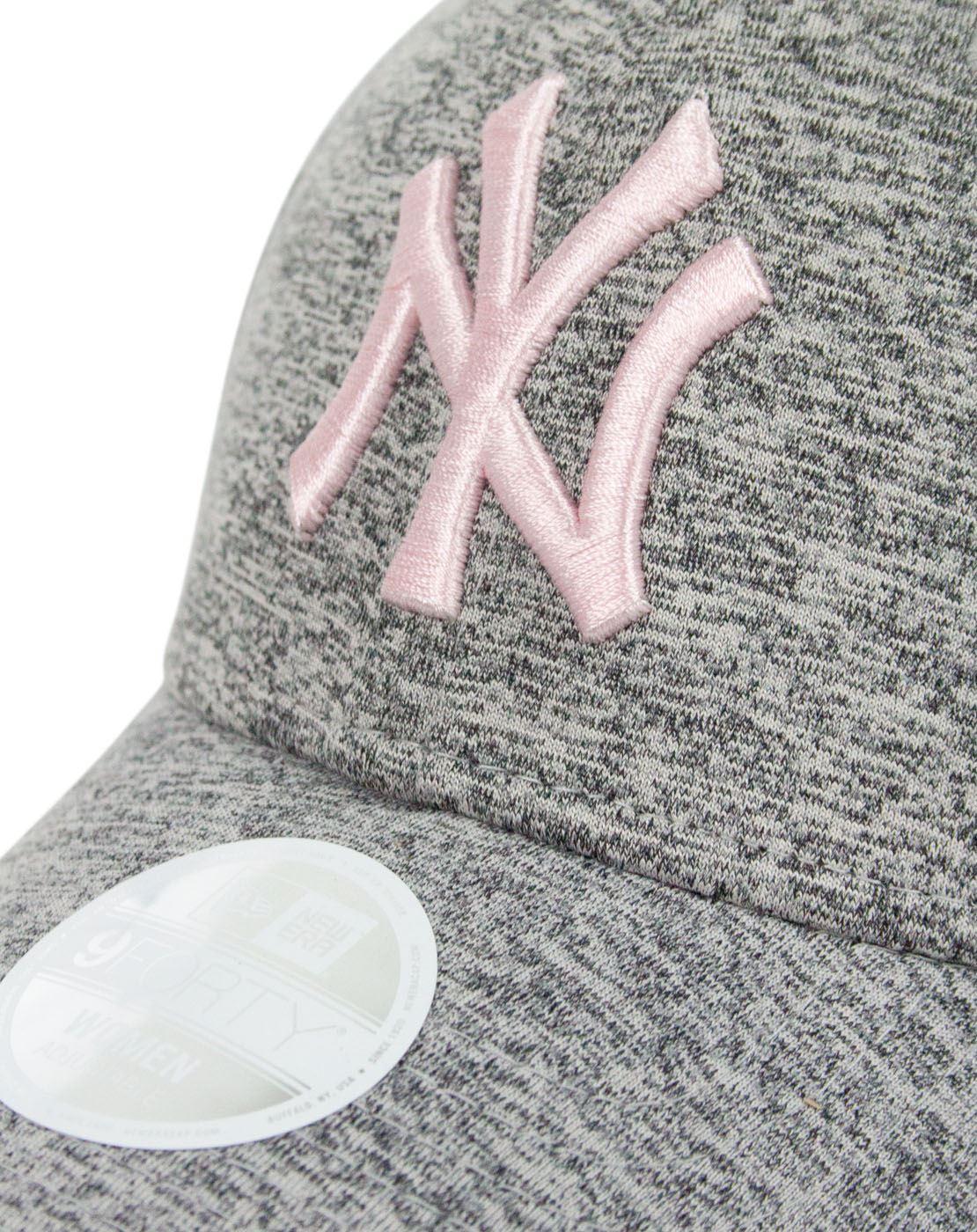 5b979920 New Era 9Forty MLB New York Yankees Tech Jersey Pink Women's Cap   eBay
