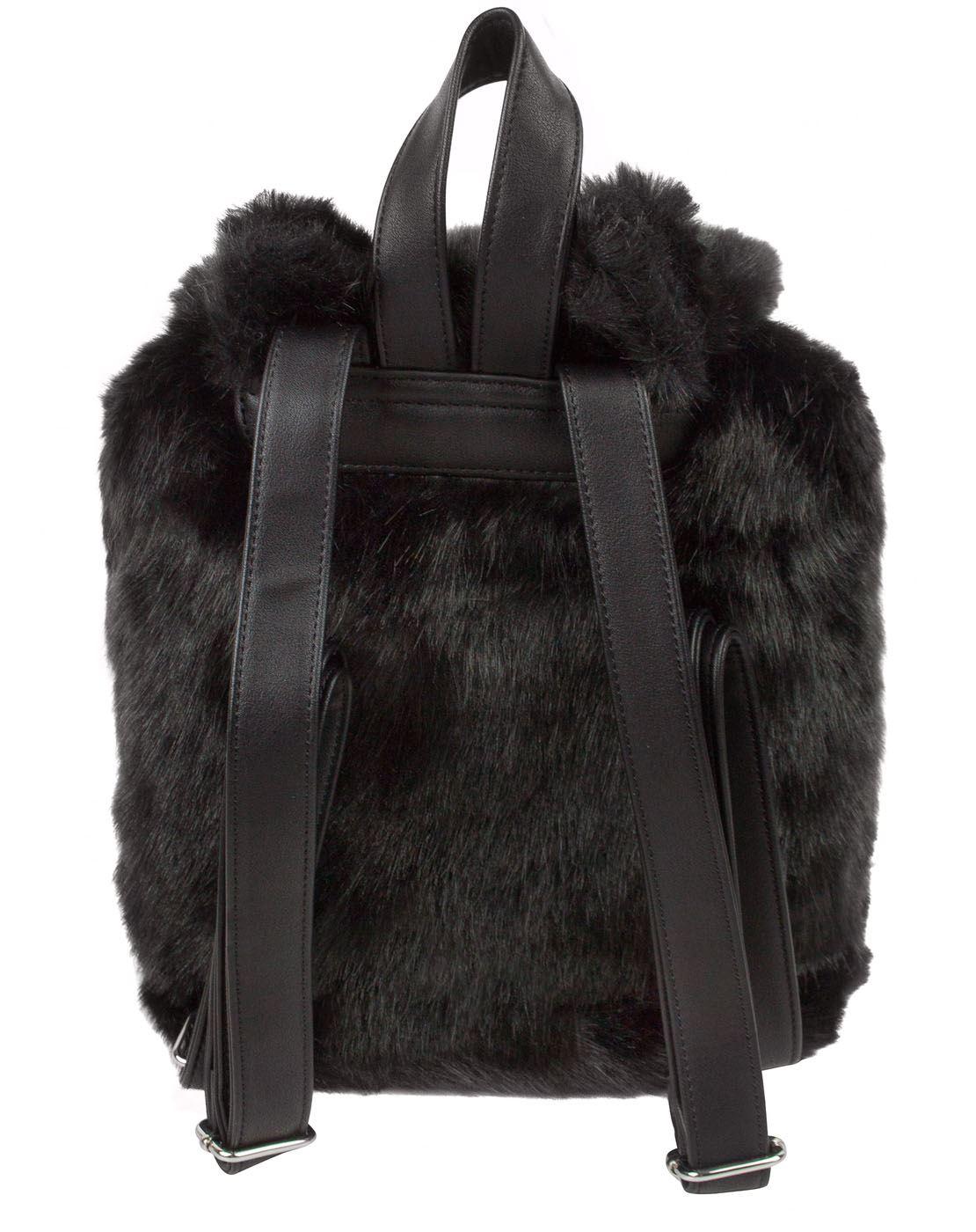 7f7869ffe98 Womens Designer Danielle Nicole Disney Cinderella Lucifer Backpack Rucksack  Bag