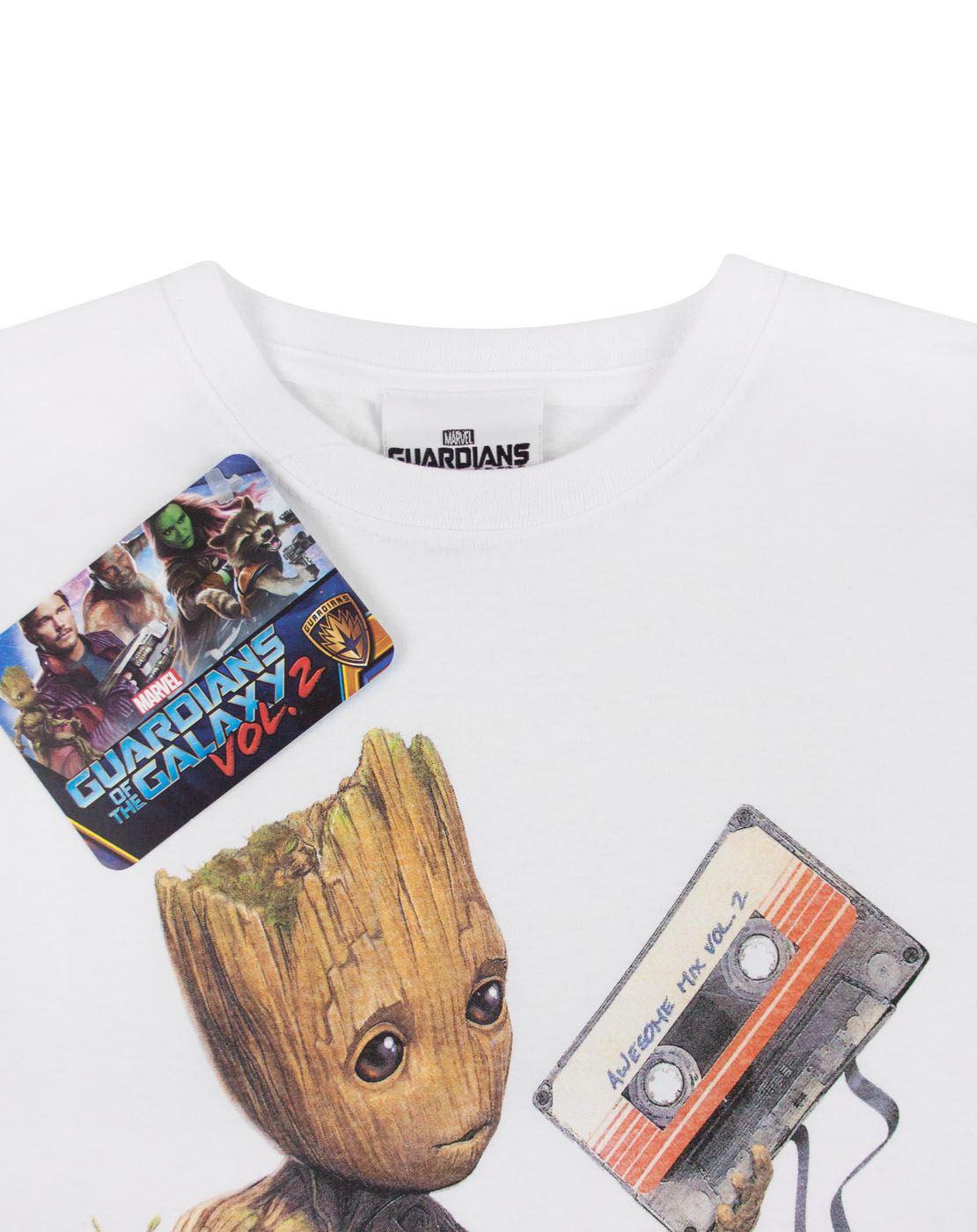 8e025e07a249 Guardians of the Galaxy Vol 2 Groot Tape Men s T-Shirt