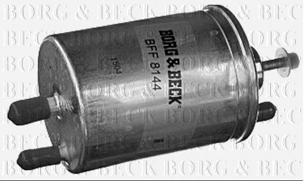 Borg /& Beck Filtro Carburante Per Iveco Daily Diesel 3.0 125KW