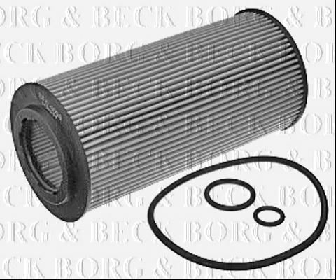 BORG /& BECK OIL FILTER FOR BMW 5 SALOON 3.0 142KW