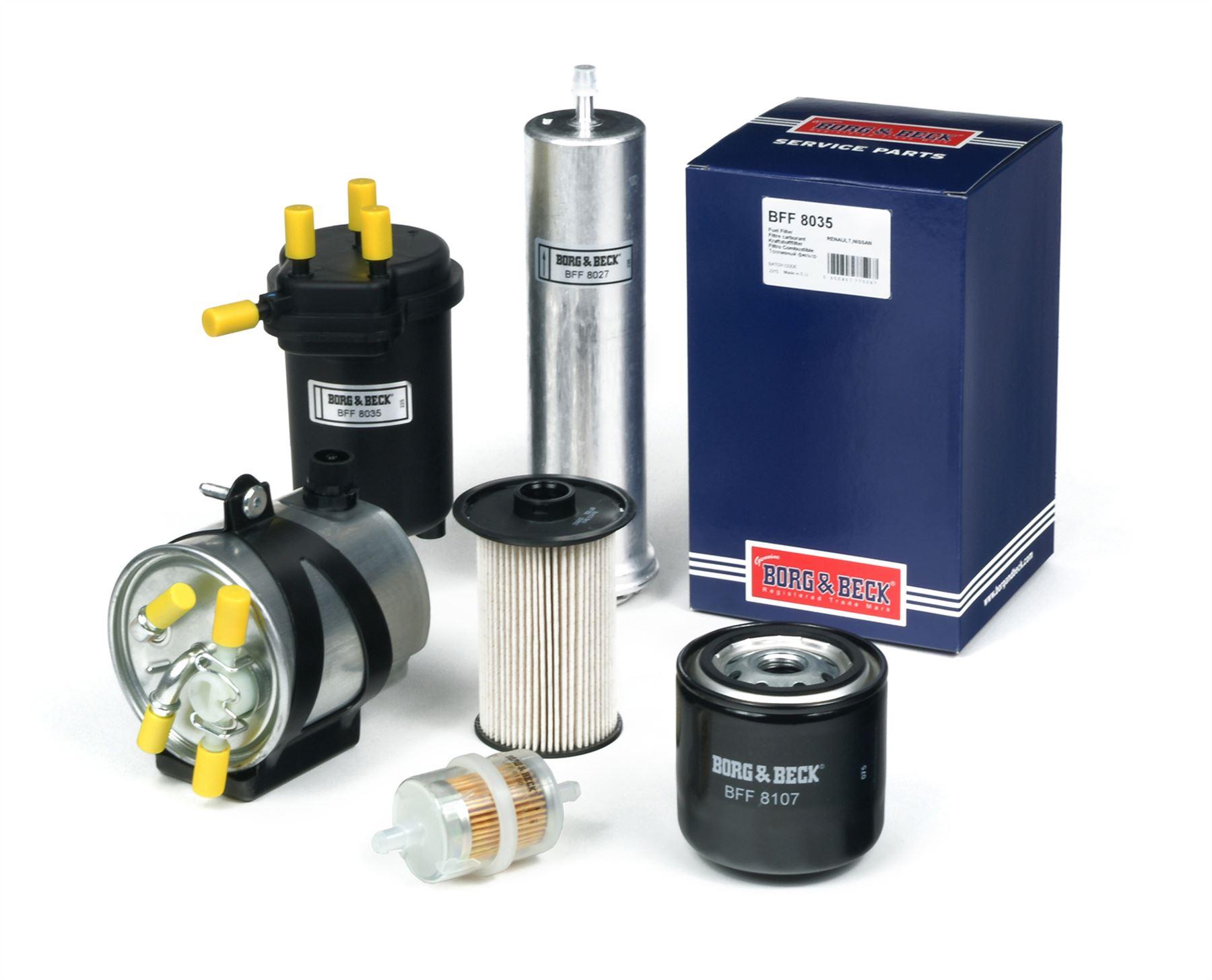 BORG /& BECK OIL FILTER FOR RENAULT MASTER BOX 2.5 74KW