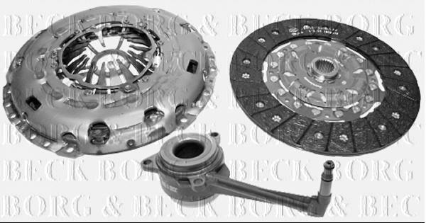 VW Passat Cc 357 2008-2012 Luk Concentric Slave Cylinder Clutch System Replace