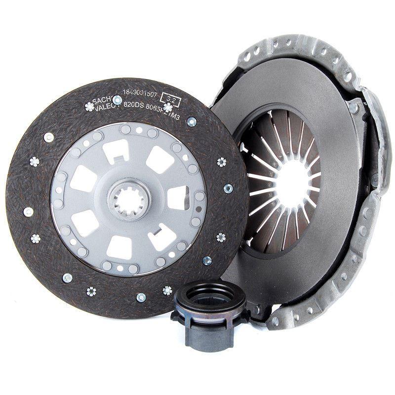 Sachs 3 Piece Clutch Kit Inc Bearing Fits BMW Z3 M M 3.2