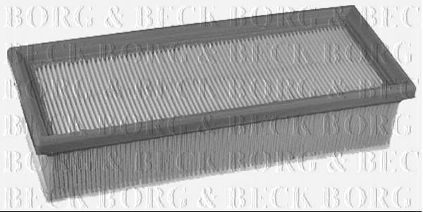 Borg /& Beck Filtro de aire para MG MGF gasolina 1.6 Convertible 82KW