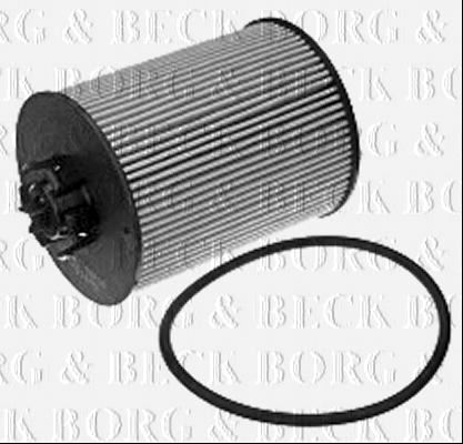BORG /& BECK OIL FILTER FOR RENAULT CLIO HATCHBACK 1.2 43KW
