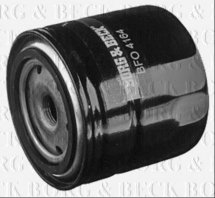 BORG /& BECK Filtre à huile pour Honda Civic Berline 1.8 104 kW